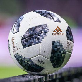 Мяч «Telstar 18», фото: Дмитрий Садовников CC BY-SA 3.0