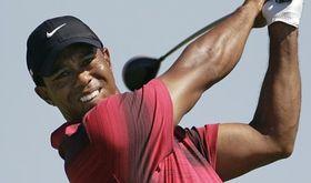 Tiger Woods, photo: CTK