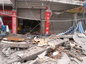 El terremoto de Sichuan, foto: Miniwiki, Creative Commons 3.0