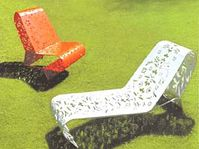 Park seating, Dagmar Moranova