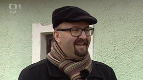 Martin Šimša, foto: ČT