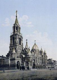 Дмитриевский собор в Харькове, фото: Общественное достояние