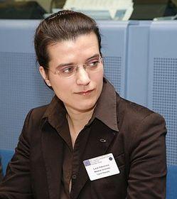 Lucie Vidovicová, foto: Comisión Europea
