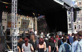 Bohemia Jazz Fest, foto: archivo de Radio Praga