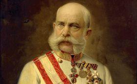Francisco José I, fuente: public domain
