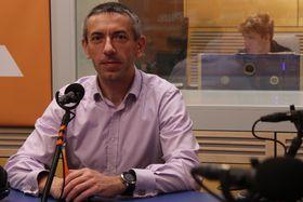 David Marek, foto: Jana Přinosilová, ČRo