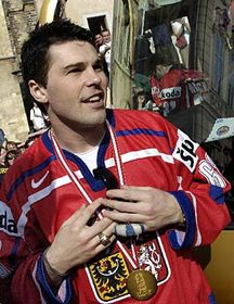 Jaromir Jagr, photo: CTK