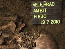 Funde in Velehrad (Foto: ČTK)
