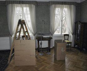 La villa Bertramka, photo: CTK