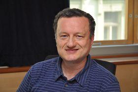 Ян Конвалинка, фото: Павла Кралова, Чешское радио