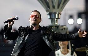Bono, photo: CTK