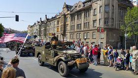 """""""Fest der Freiheit"""" in Pilsen (Foto: Barbora Hakenová)"""
