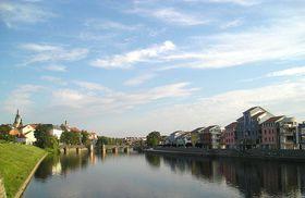 Писецкий мост, Фото: Магдалена Кашубова, Чешское радио - Радио Прага