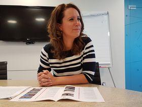 Marika Janoušková, photo: Ondřej Tomšů