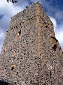 El castillo de Radyne