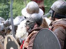 В Битве пяти воинств у Махова озера в сошлись орки, эльфы и гномы, фото: YouTube Euronews