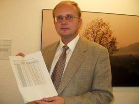 В крови министра Либора Амброзка было найдено много посторонних химических веществ (Фото: Зденек Валиш)