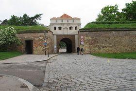 Таборские ворота, Фото: Кристина Макова, Чешское радио - Радио Прага