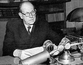 Antonín Zápotocký, foto: Televisión Checa