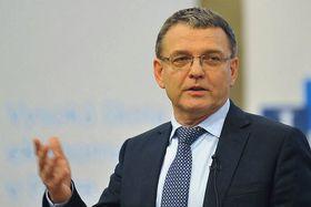 Министр иностранных дел Любомир Заоралек (Фото: Филип Яндоурек, Чешское радио)