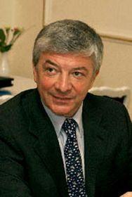 Senátor abývalý ředitel televize Nova Vladimír Železný, foto: ČTK