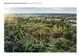 Visualisation de la Galerie de déchets: Chybik + Kristof Architects & Urban Designers