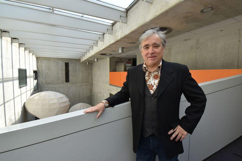 José García Moreno, photo: Ondřej Tomšů