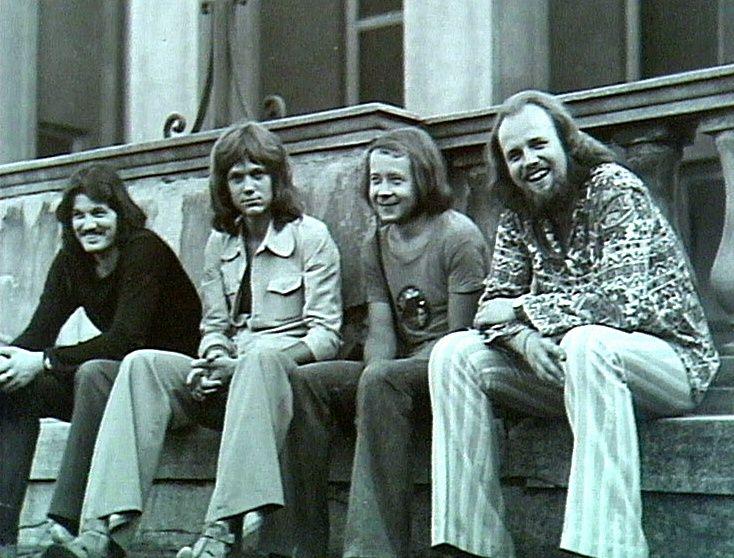 Blue Effect, 1974, foto: archivo ČT