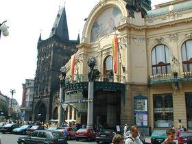 Casa Municipal de Praga