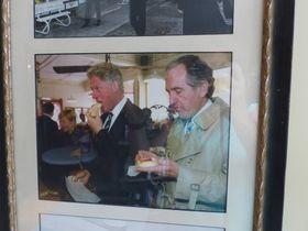 Bill Clinton, photo: Klára Stejskalová