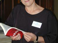 Gertraude Zand (Foto: Autorin)