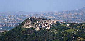 La fortaleza de Civitella del Tronto, foto: Interminatispazi, CC BY-SA 4.0