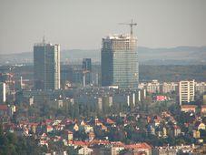 Pankrác, Prague, photo: Kristýna Maková