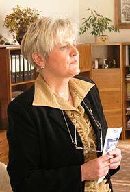 Alcaldesa de Hrabyne, Zdenka Jordánová (Foto: Stepan Cernousek)