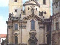 Kostel svatého Havla v Praze