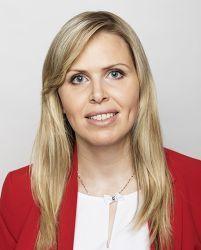 Hana Aulická Jirovcová (Foto: Archiv des Abgeordnetenhauses des Parlaments der Tschechischen Republik)