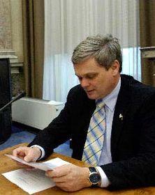 Finance Minister Vlastimil Tlusty, photo: CTK