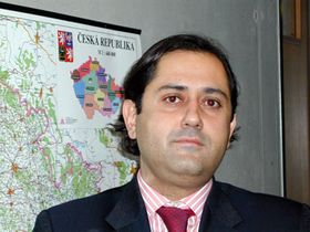 Javier Tola (Foto: Autor)