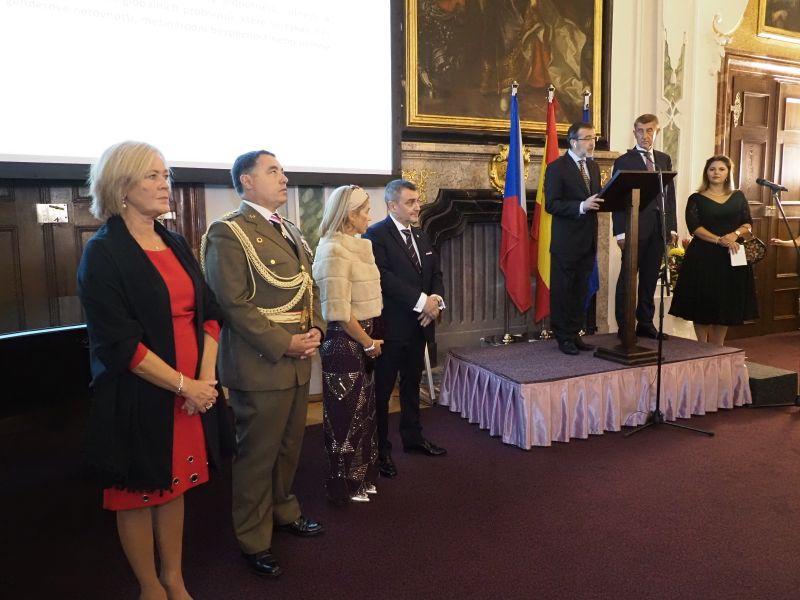 Foto: Embajada  de España en la RCh