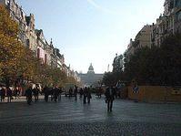 Place Venceslas, photo: Štěpánka Budková
