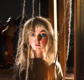 Фото: Музей кукольных культур, г. Хрудим