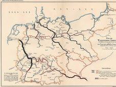 Denkschrift über die Donau-Main-Wasserstrasse 1903 (Foto: Public Domain)
