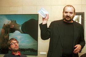 Jan Burian, photo CTK