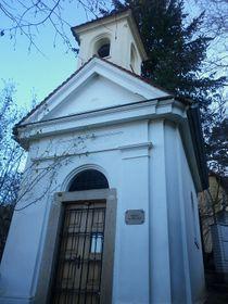 Kaple sv. Václava vPraze-Troji, foto: Zdeňka Kuchyňová