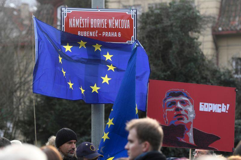 Pod kaštany / Nemcov's Square, photo: ČTK / Ondřej Deml