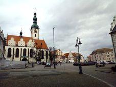 Žižkovo náměstí v Táboře, foto: Dana Martinová