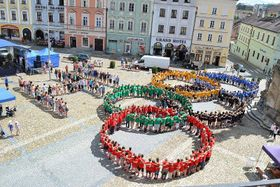 Photo: Official Facebook page of the town of Jindřichův Hradec