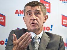 Andrej Babiš (Foto: Filip Jandourek, Archiv des Tschechischen Rundfunks)