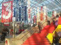 Leipziger Buchmesse (Foto: Markéta Kachlíková)