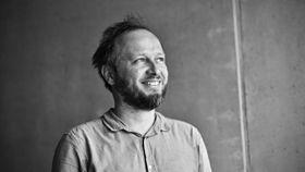 Zbyněk Baladrán, photo: Tomáš Vodňanský, ČRo